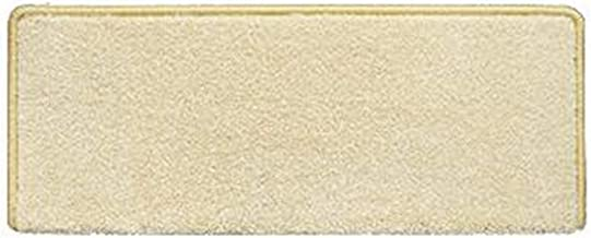 JIAJUAN Stair Carpet Treads Solid Color Non-Slip Thicken Stairs Step Pad Rug, 14mm, 4 Styles, 4 Sizes (Color : A -5 pcs, S...