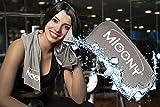 MIOONY asciugamano microfibra