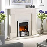 Dimplex SCR20 Opti-Myst Inset Electric Fire, Chrome