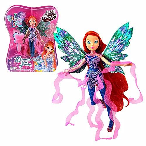 Winx Club Bloom | Dreamix Fairy Puppe World of Winx | Magisches Gewand