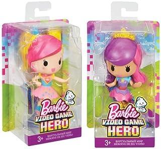 Doll Barbie Video Game Hero Junior Set