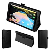 """wisers Alcatel A30 TABLET 8"""" T-Mobile 8-inch Tablet Case / Cover, Black cases alcatel Mar, 2021"""