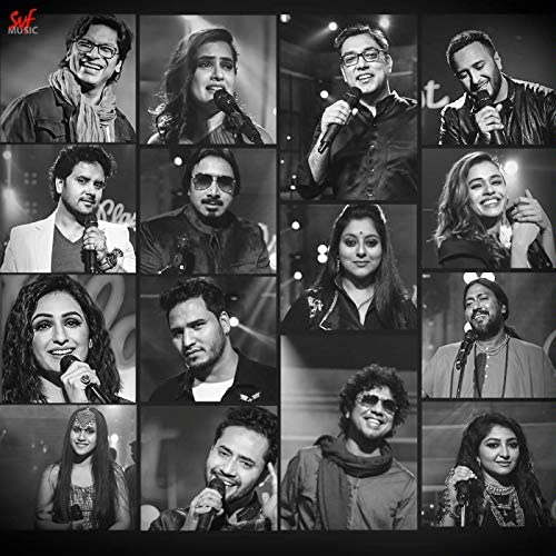 Javed Ali feat. Papon, Shalmali Kholgade & Nikhita Gandhi