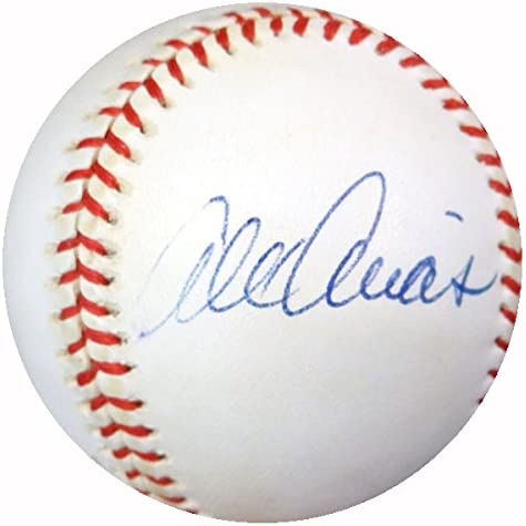 Alex Arias Autographed NL Under blast sales Baseball DNA PSA Year-end annual account Yankees #Y29823