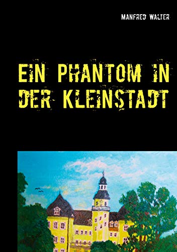Ein Phantom in der Kleinstadt: Ein Coswig (Anhalt) Roman