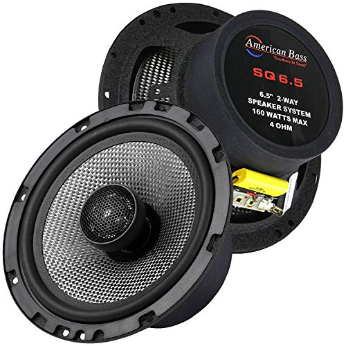 American Bass Usa SQ 6.5 Component Speaker