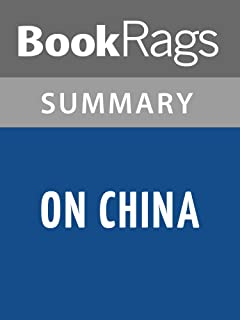 Summary & Study Guide On China by Henry Kissinger