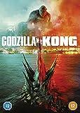 Godzilla vs. Kong [Reino Unido] [DVD] [2021]