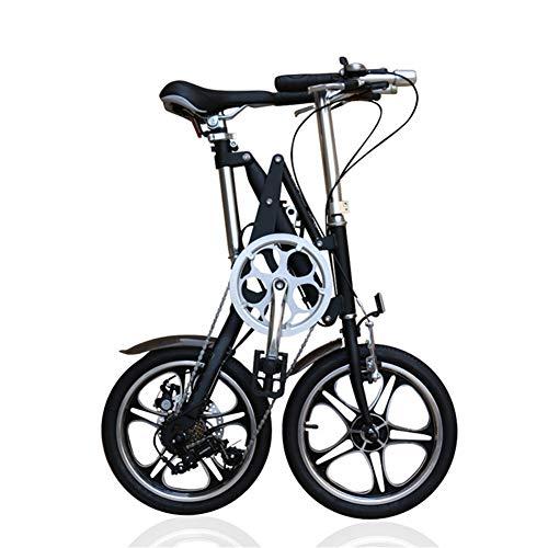 GHH Ultraleichtes Faltrad 7-Gang 14