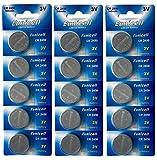 Eunicell 15X CR24503V Lithium Pila de Botón...