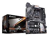 GIGABYTE B450 AORUS Elite (AMD Ryzen AM4/ M.2 Thermal Guard/Hmdi/DVI/USB 3.1/DDR4/ATX/Motherboard) (Renewed)