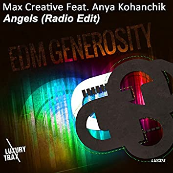 Angels - EDM Generosity (Radio Edit)