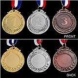 Zoom IMG-2 toyandona 3 pezzi medaglie in