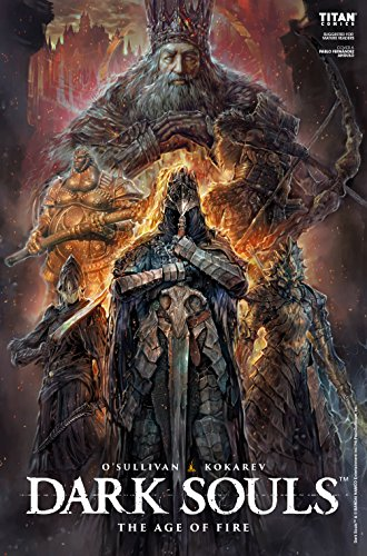 Dark Souls: The Age of Fire #1 (English Edition)