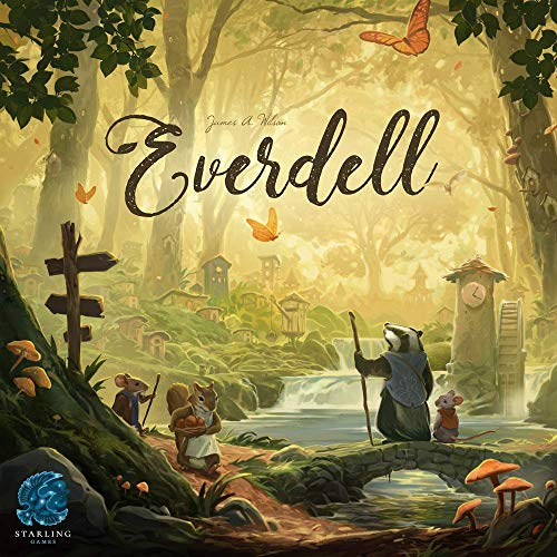 Game Salute Everdell - English