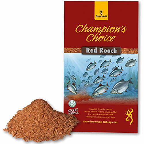 Browning Grundfutter Red Roach 1kg, x