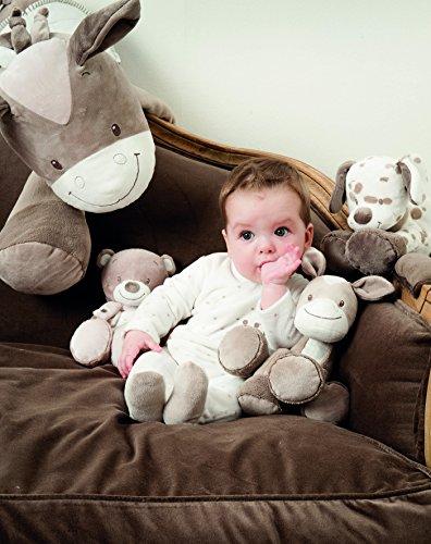 Nattou Spieluhr, Mädchen und Jungen, 28 cm, beige – Tom der Bär - 2