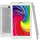 Indigi® Nuevo 7 pulgadas 4G LTE Android 9.0 2 en 1 SmartPhone TabletPC con microSD de 32 GB y EarBud incluido