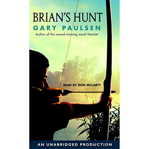 Brian's Hunt audiobook cover art