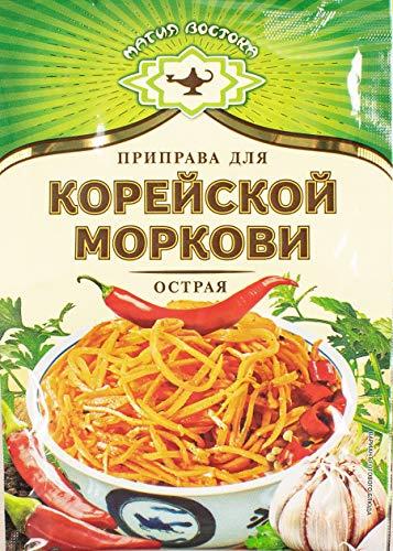 Magia Vostoka for Korean Carrot HOT Russian Seasoning 15g Pack of 5 Приправа для корейской моркови острая