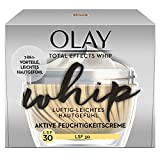 Olay Total Effects Whip Luftig-Leichte Creme Mit 7-In-1 Vorteil LSF30, 50 ml