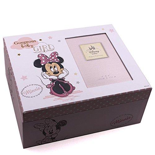 Disney Minnie Mouse bébé souvenirs souvenir Boîte cadeau