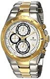 Titan Regalia Chronograph Analog Silver Dial Men's Watch -NM9308BM01 / NL9308BM01