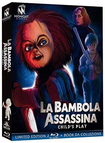 La Bambola Assassina Classics (Box Set) (2 Blu Ray)