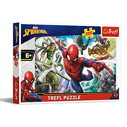 Puzzle 200 Urodzony bohater