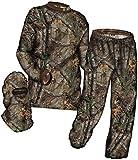 HECS Hunting 3-Piece Camo Suit - Hunting Apparel...