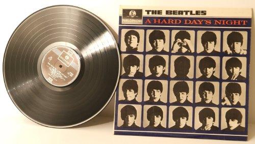 THE BEATLES A hard days night Two box EMI. UK pressing 1964 Parlophone