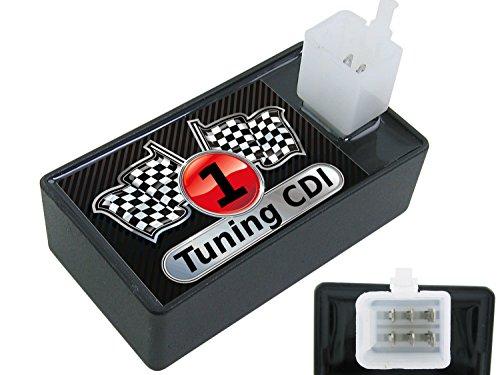 Offene Sport Tuning (6 Pin!) CDI Nova Motors GT4, Cityy Star, Retro Star, Grace, Retro Cruiser (50ccm/4Takt)