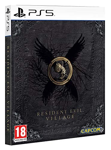 Resident Evil Village - Edizione Steelbook [Esclusiva Amazon.It] - PS5 - PlayStation 5 [Importación italiana]
