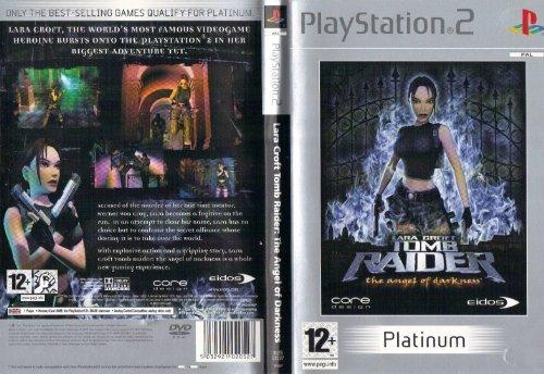 Lara Croft Tomb Raider: The Angel of Darkness Platinum (PS2) by Eidos