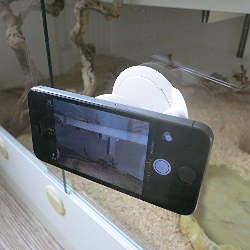 Halter zur Beobachtung von Terrarium Aquarium Foto Video Aufnahmen Fische Reptilien Observation