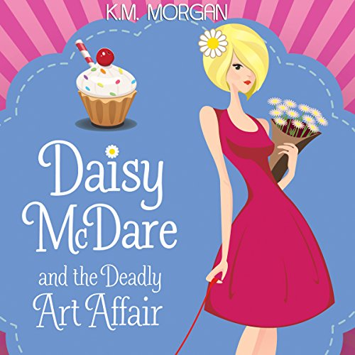 Daisy McDare and the Deadly Art Affair Titelbild