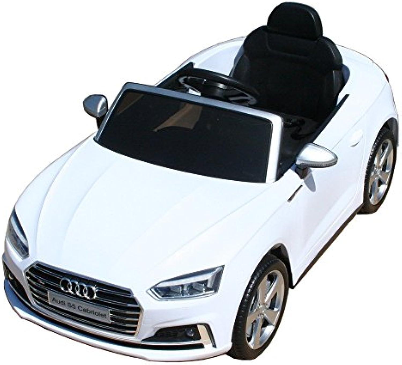 Elektroauto Audi S5 Kinderfahrzeug Kinderauto mit Fernbedienung MP3 Beleuchtung