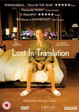 Lost In Translation [Edizione: Regno Unito]