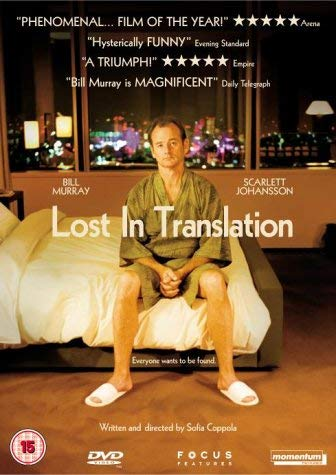 Lost In Translation [Reino Unido] [DVD]