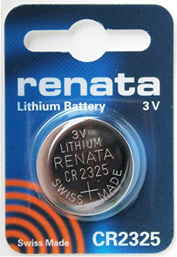 RENATA Lithium Battery 3v (CR2325) (SWISS MADE)