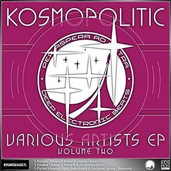 V/A Kosmopolitic EP Vol.2