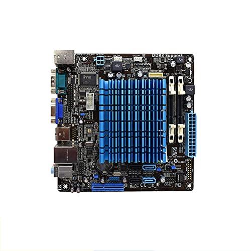 BEROVE Fit for ASUS AT4NM10T-I D425 CPUs RAM DDR3 4GB Placas Base de minería Placa Base de Escritorio