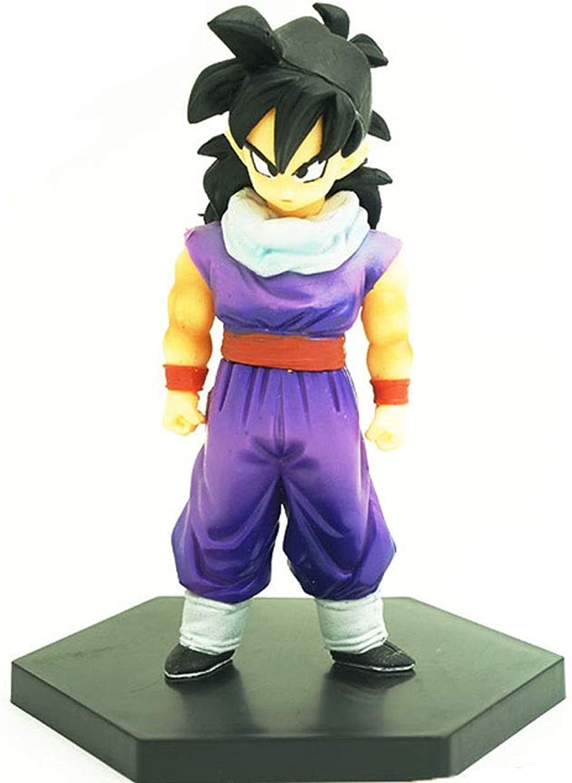RMJAI Anime Character Dragon Ball Super Saiyan Son SON GOHAN Dragon Ball Z Action Figure PVC Statue Model Toys