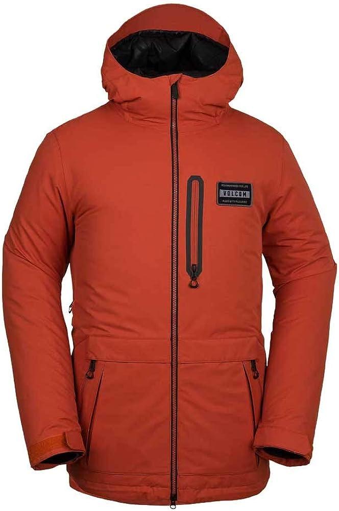 Volcom mens Max 45% OFF Analyzer Insulated 2 Jacket Shell SALENEW very popular! Layer Snow