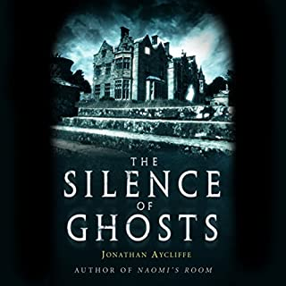 The Silence of Ghosts audiobook cover art