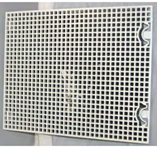 Dometic 3313107.034 Polar White Non Ducted Air Grille by Dometic
