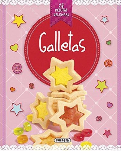 Portada del libro Galletas de Susaeta Ediciones S A