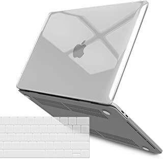 Sponsored Ad - IBENZER New 2020 MacBook Pro 13 Inch Case M1 A2338 A2289 A2251 A2159 A1989 A1706 A1708, Hard Shell Case wit...
