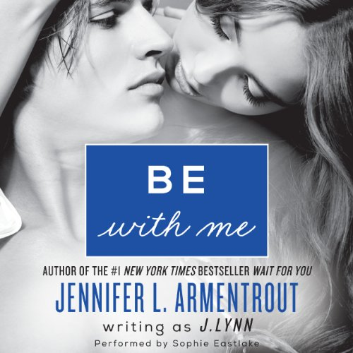 Be with Me audiobook cover art