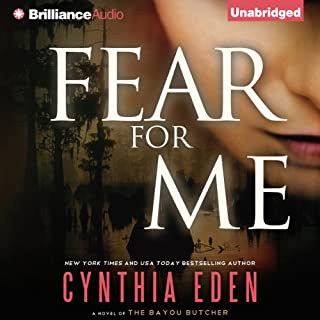 Fear for Me audiobook cover art
